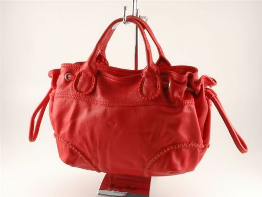 Patrizia Borsa mano in pelle da donna Rosso TL140469